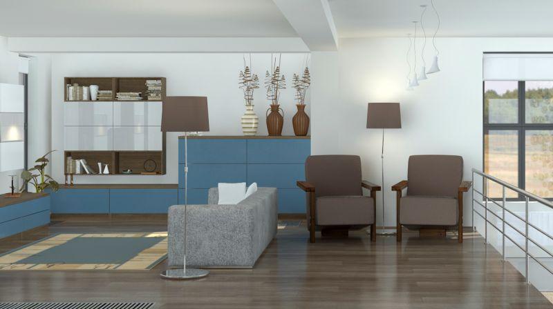 Обе гостиные, кухня, столовая, лестница1 14.11.0072