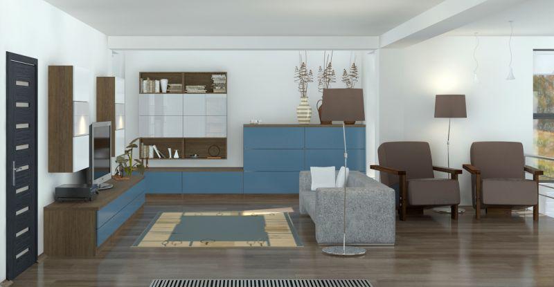 Обе гостиные, кухня, столовая, лестница1 14.11.0074