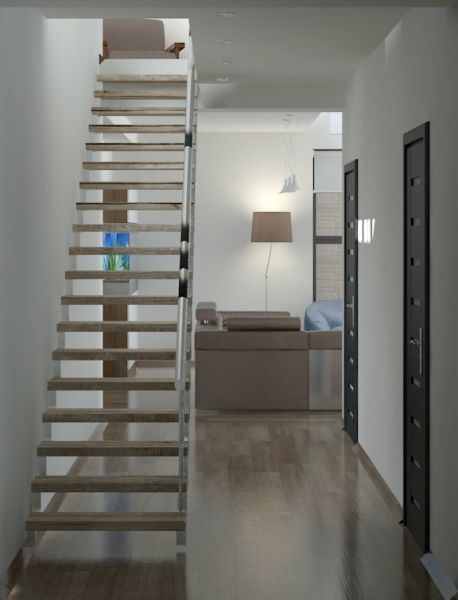 Обе гостиные, кухня, столовая, лестница1 14.11.0058