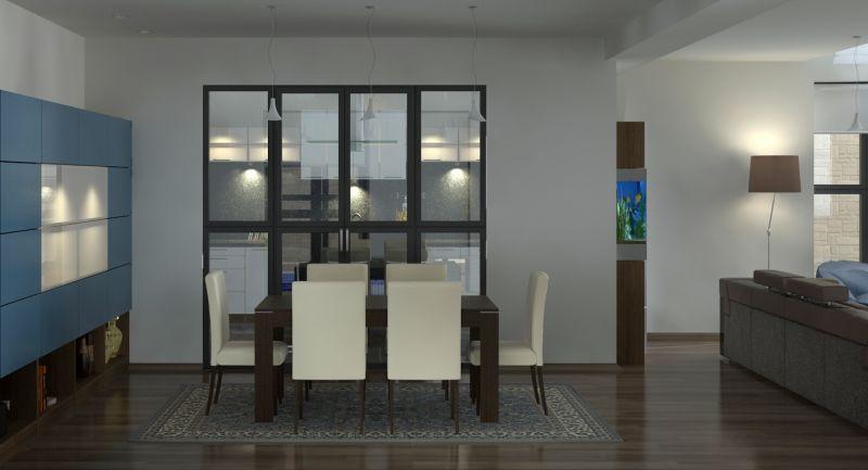 Обе гостиные, кухня, столовая, лестница1 14.11.0036