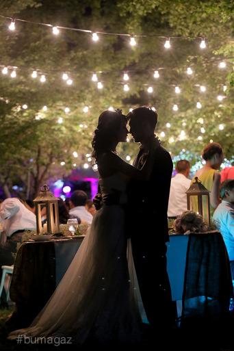 садовая свадьбас