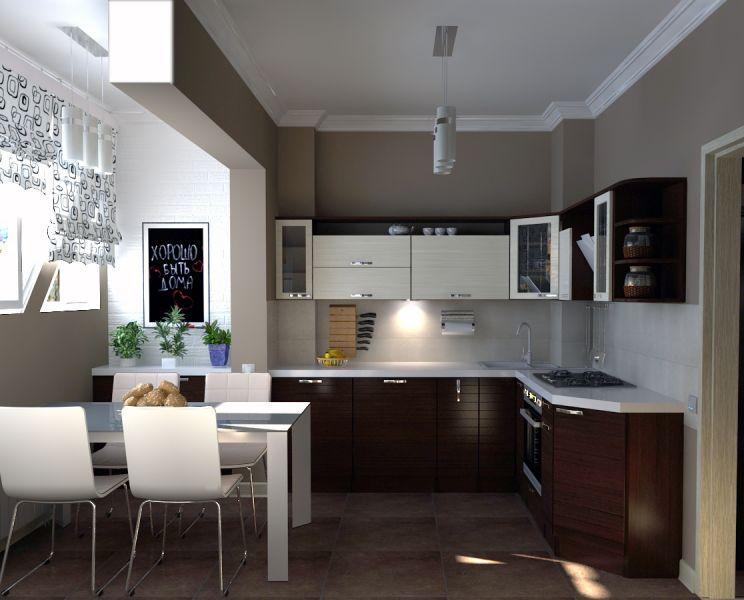 Кухня 0012
