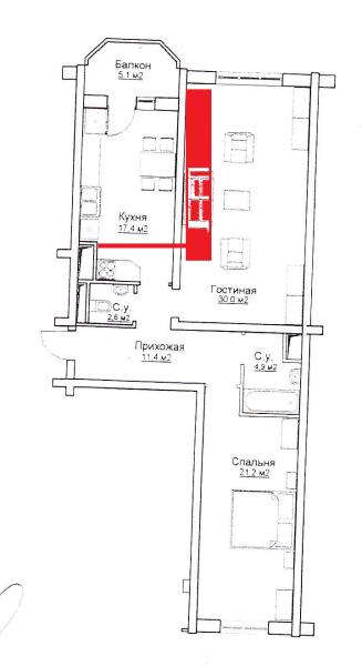 квартира вар 2