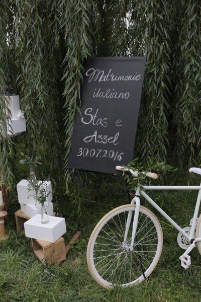 Свадьба в стиле Тоскана