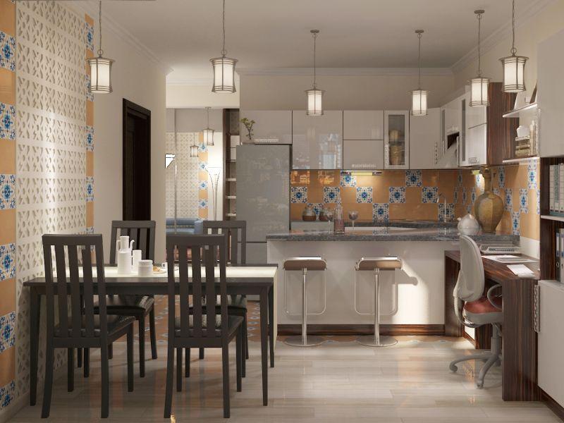 Прихожая гостиная кухня столовая кабинет балкон0057
