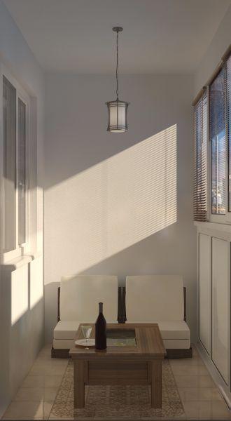 Прихожая гостиная кухня столовая кабинет балкон0063