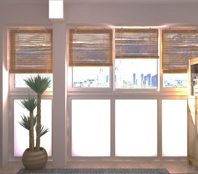 Спальня и балкон при ней   коррекция0016