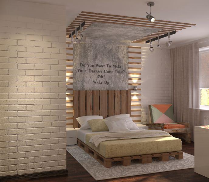 04 2 Большая спальня и гардеробная0039