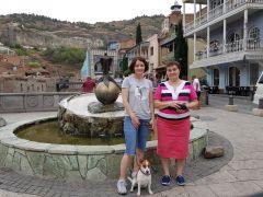 1й день в Тбилиси. Готовность к приключениям №1