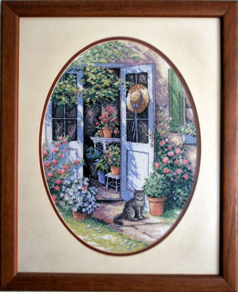 Garden Door (Dimensions)
