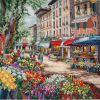 Paris Market (Dimensions)