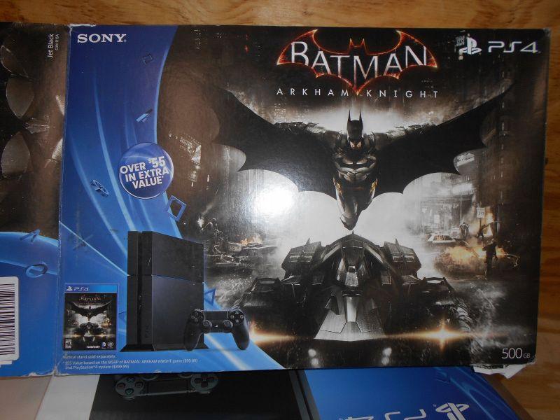 Batman Arkham Knight Bundle