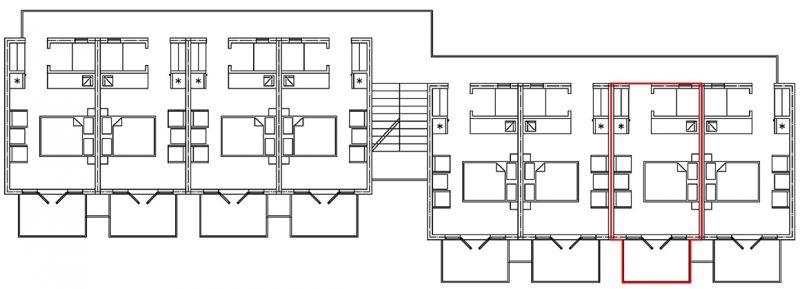 план 2 го этажа