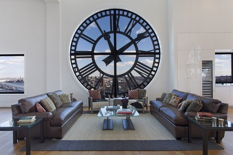 3clock tower penthouse