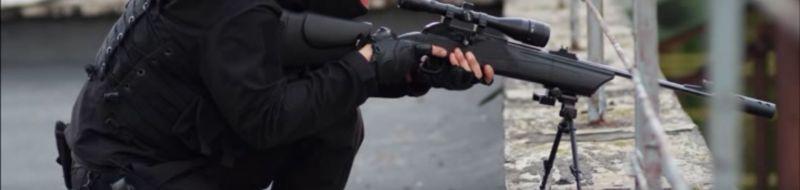 ЗахНюхач. Оружие спецназа СБР 2