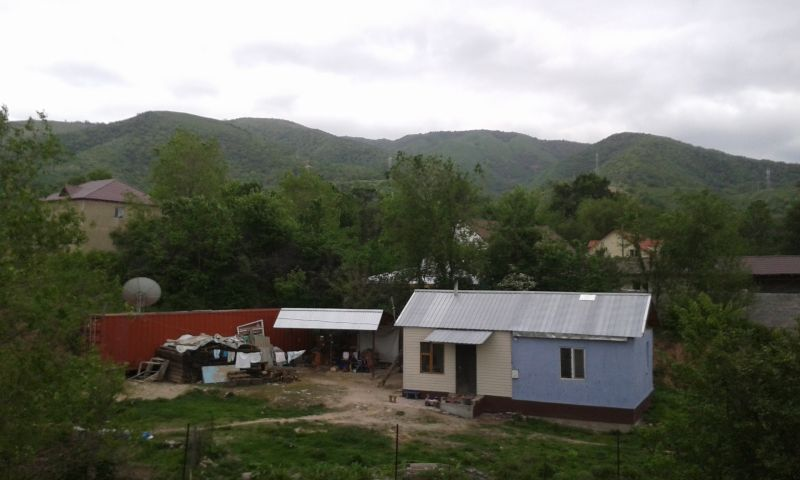Вид из окна на юг (1)