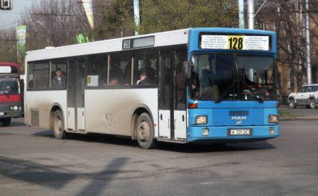 Алматы, MAN SL202 № A 729 DC 1.jpg
