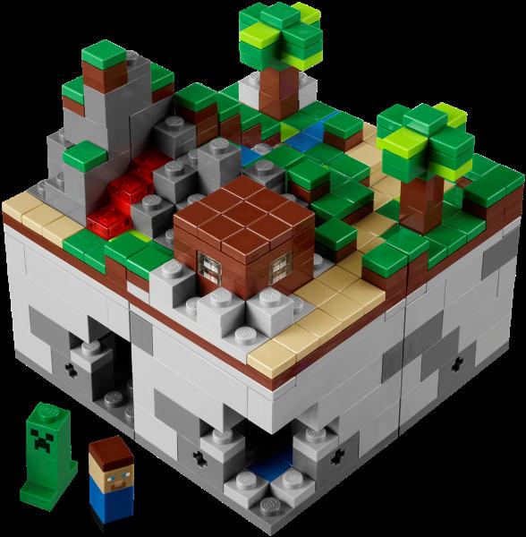 «Лего Майнкрафт Смотреть Картинки» — 2015
