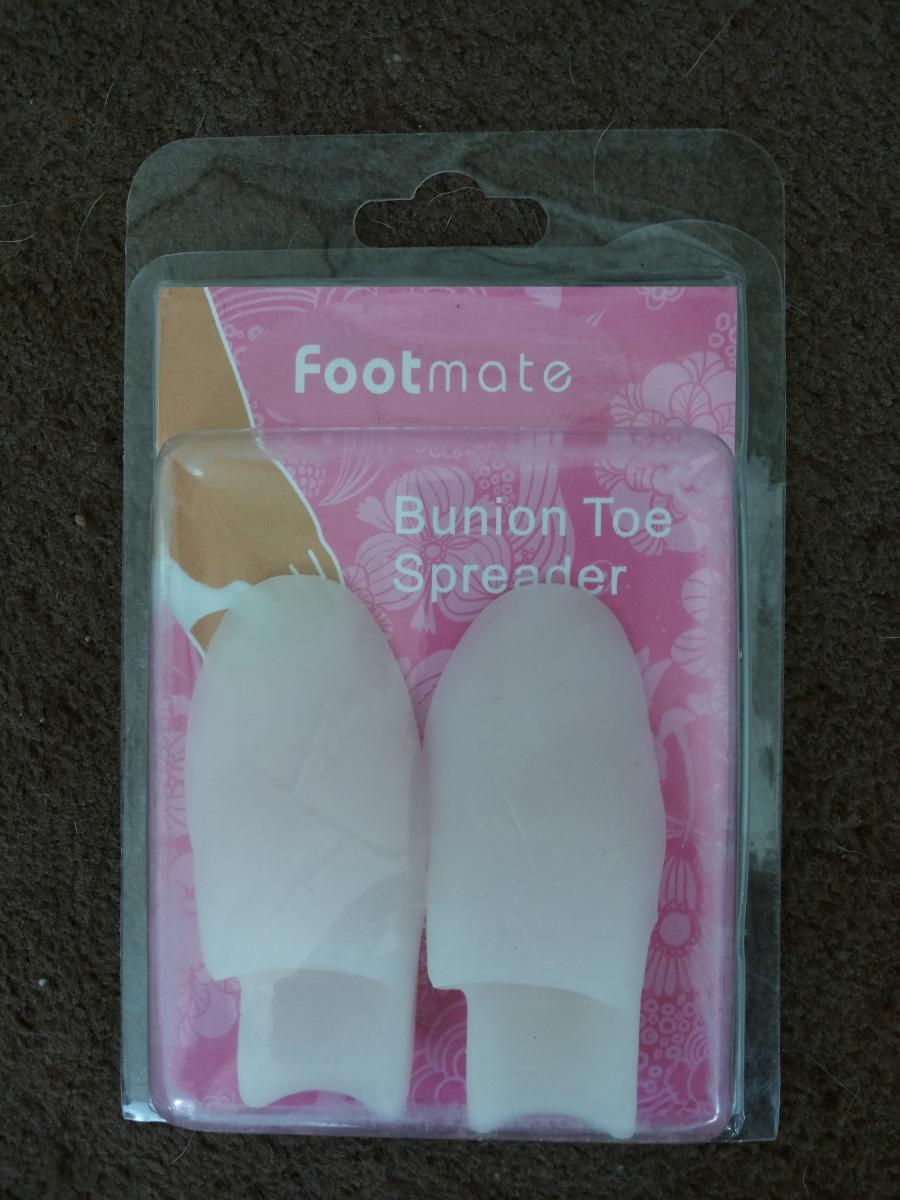 Межпальцевые разделители перегородки и протекторы для пальцев ног