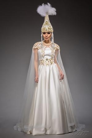 Казахские свадебные платья в современном стиле - Страница 3