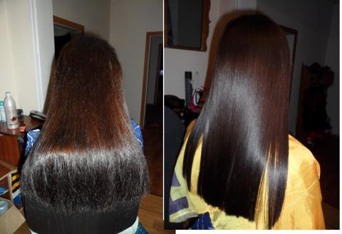 Кератиновое выпрямление можно ли накручивать волосы