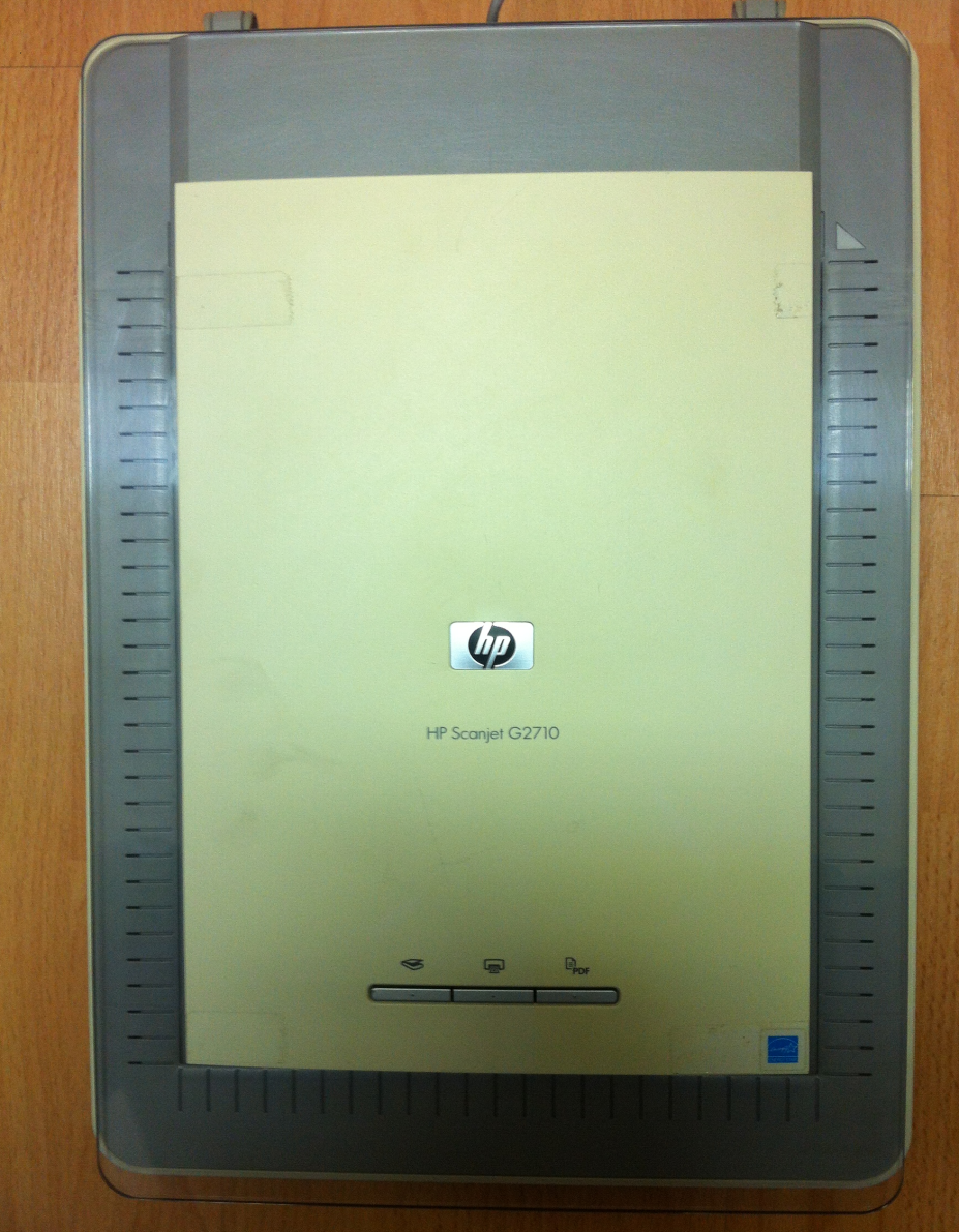 Hp scanjet g2710 photo HP SCANJET G2710 - PHOTO SCANNER MANUAL Pdf Download