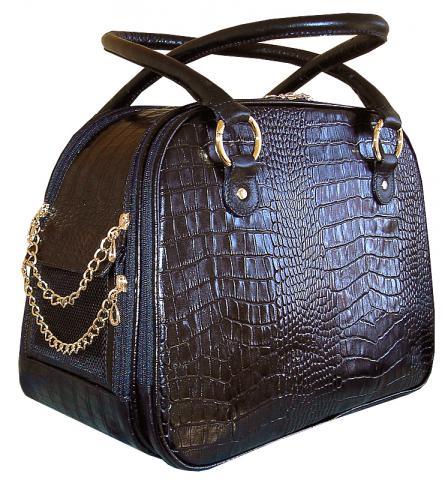 Эта сумка имеет длинные удобные ручки для ношения на плече и два...