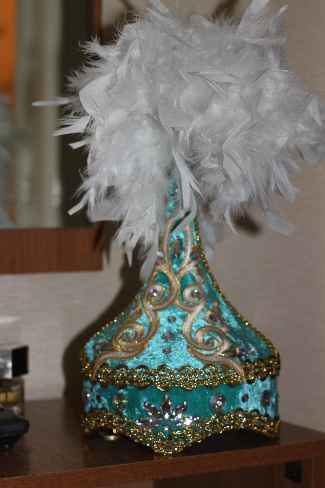 казахский головной убор своими руками