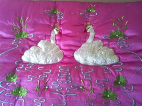"""Продам изготовленные вручную одеяла для приданого невесты- """"махаббат корпе """", ою корпе и т.п. Продам корпешки в..."""