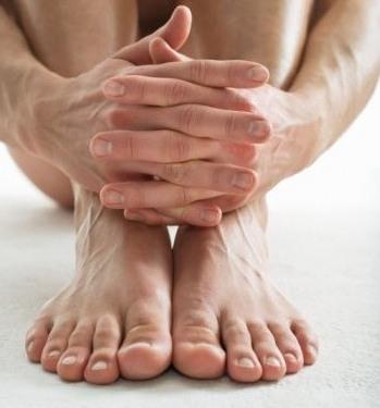 Возрастные изменения кожи ног
