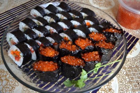 Все для суши и роллов - Страница 3 - Еда - Все Вместе