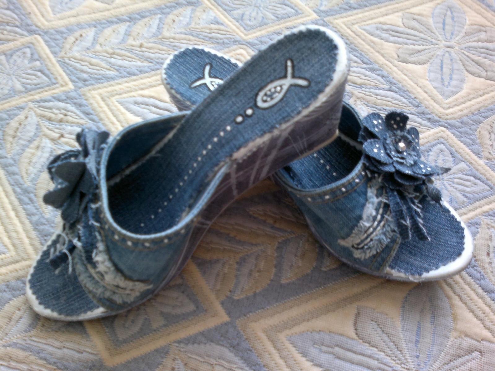 Обувь своими руками как сделать подошву
