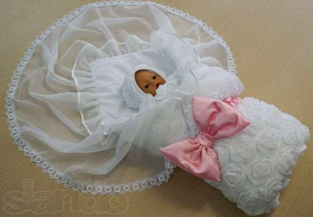 Бант для новорожденного своими руками фото 487