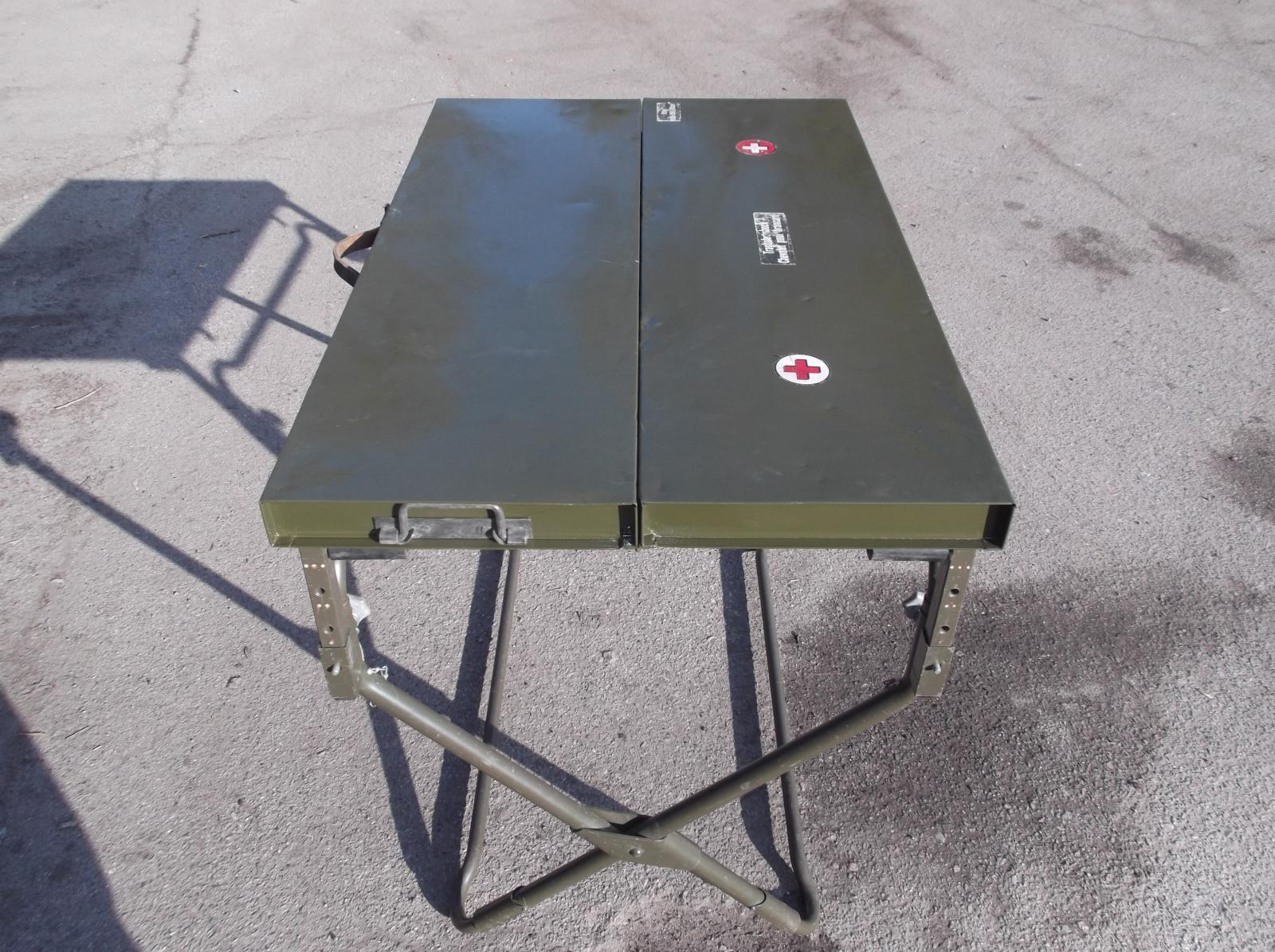 стол и стулья армейский полевой фото этом случае