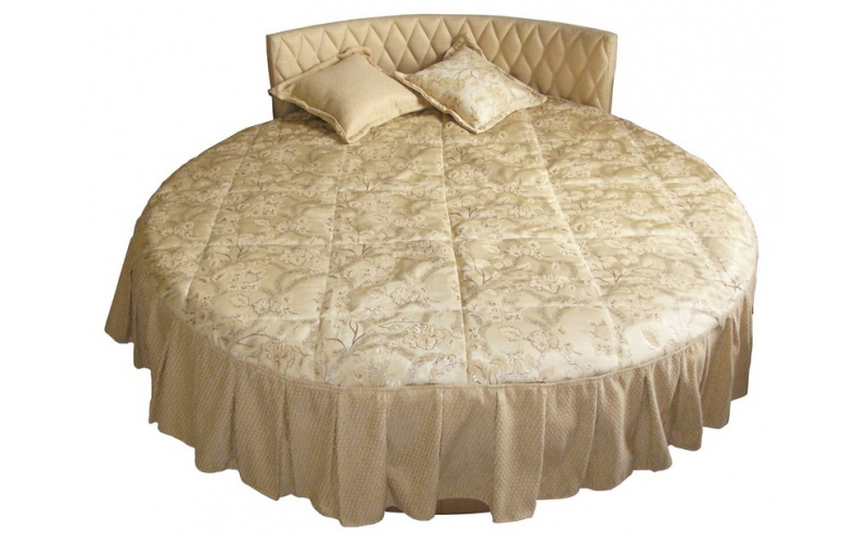 Круглая кровать, цена