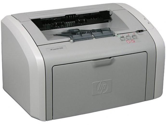 Установочный драйвер для принтера HP Laserjet 1018