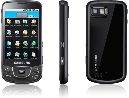 Сотовый телефон Samsung I7500