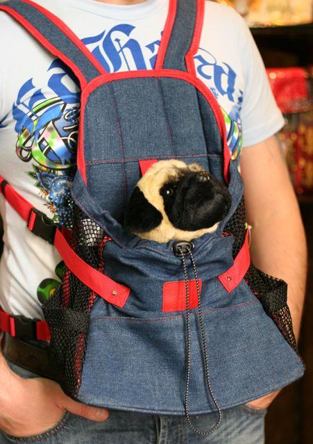 Рюкзак переноска для собаки своими руками