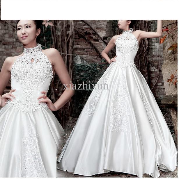 Свадебное платье американка.