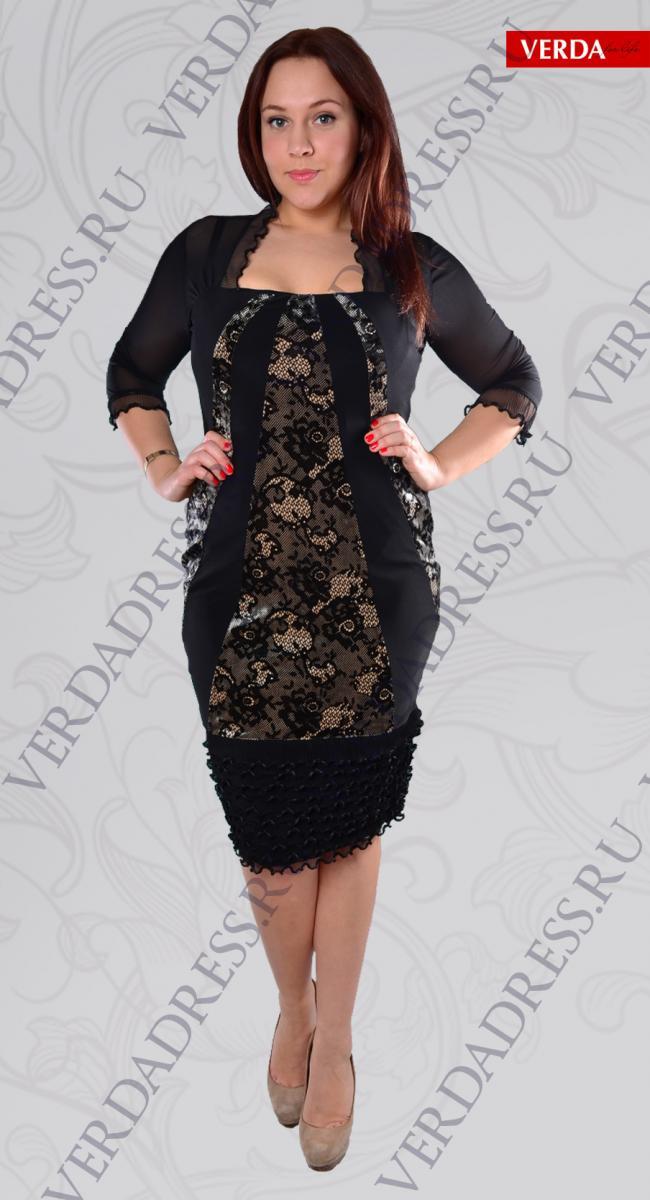 Модные платья большого размера из турции
