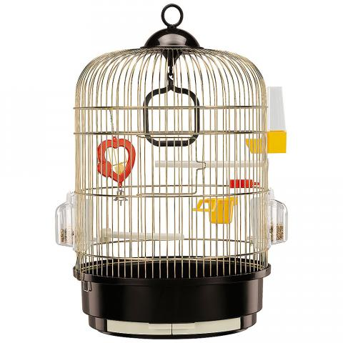 Клетка для птиц REGINA (антик)..jpg