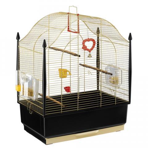 Клетка для птиц VILLA (золото).jpg