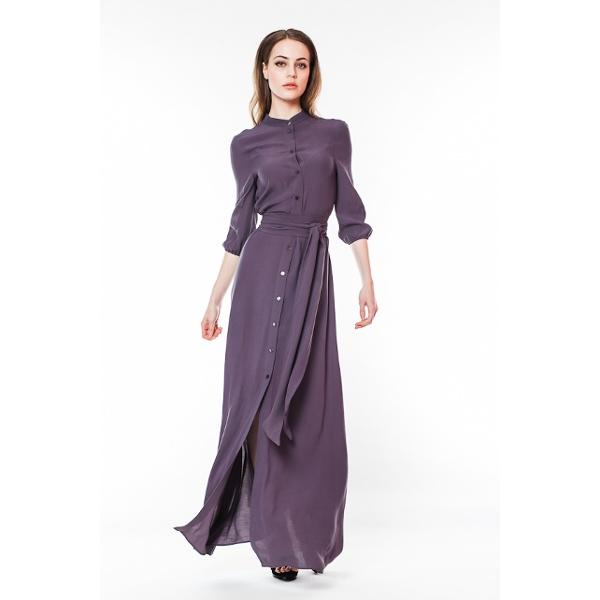 Сшить платье из трикотажа без выкройки фото