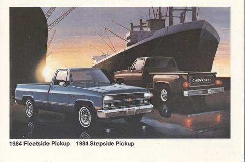 1984 Fleetside Pickup Stepside Pickup.jpg