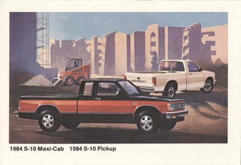 1984 S10 Maxi-Cab S10 Pickup.jpg