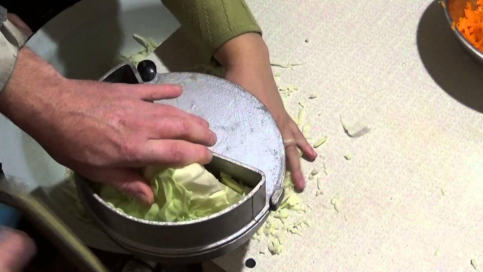Терка для шинковки капусты в домашних условиях купить