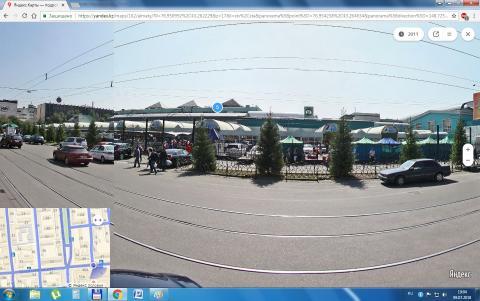 Зелёный базар Северная сторона 2011г.-1.jpg