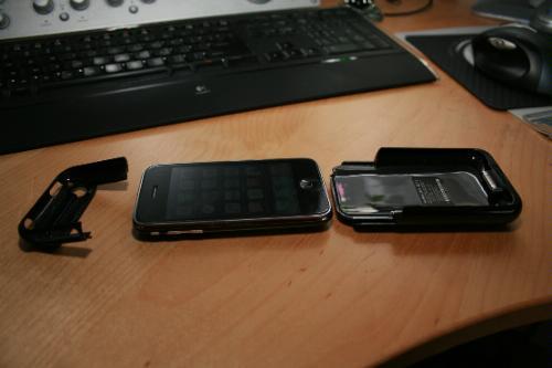 Кейс-баттарея на iPhone 3G/3Gs в Астане - Мобильный ряд - Все Вместе