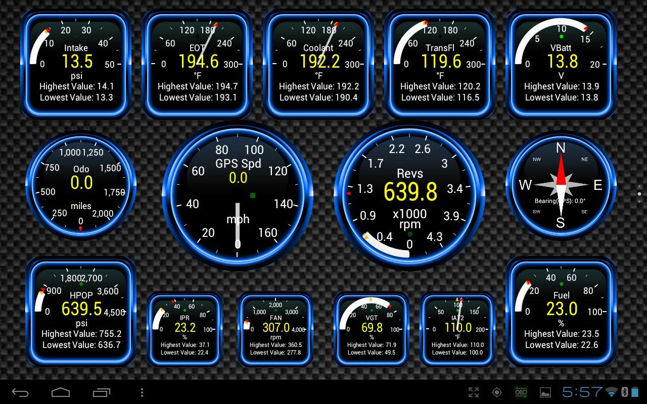 Универсальный Bluetooth сканер OBD2 - Автоэлектроника 12 вольт и ...