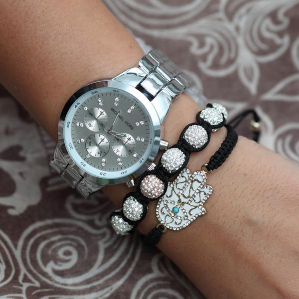 часы майкл корс фото на руке как выбрать женский